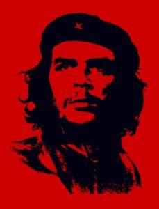 Che Guevara, icône ad vitam aeternam de la révolution.
