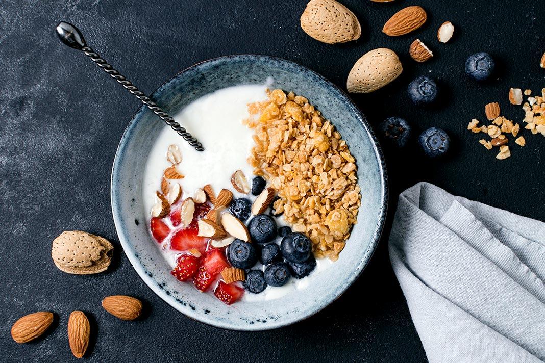 Une recette de petit déjeuner sain et savoureux offerte par le magazine Découverte