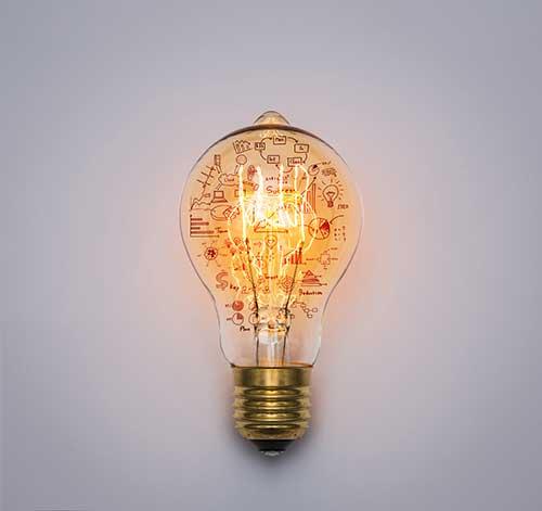 L'objectif d'un entrepreneur : trouver la bonne idée et se lancer.