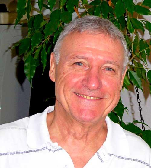 Marcel Bianchi, fondateur du cabinet Énergie et Santé : Centre de formation et de de consultations.